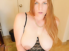 Making Your Slutty Step Mother Stroke Your Cock 4k